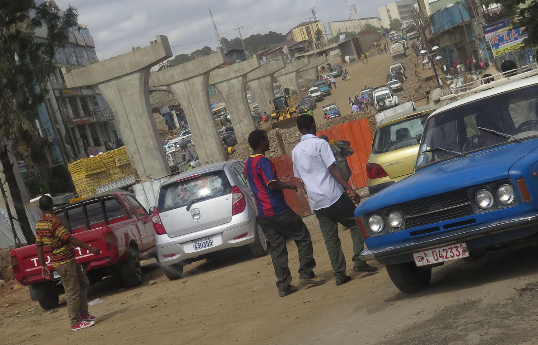 Ethiopia-Addis-Ababa-Street-Scenes-Construction