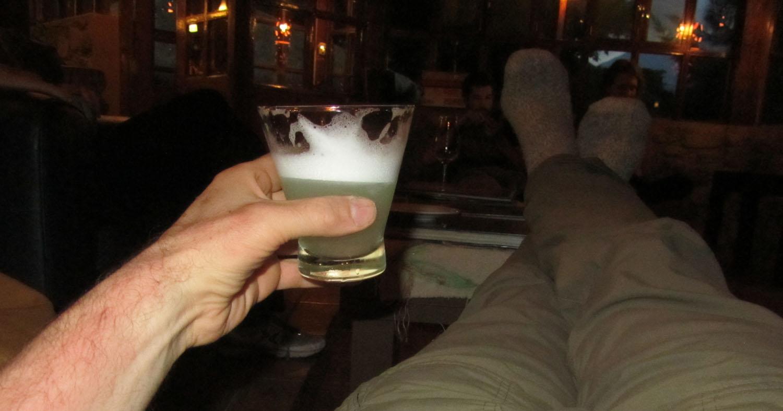 Peru-Cusco-Food-And-Drink-Pisco-Sour