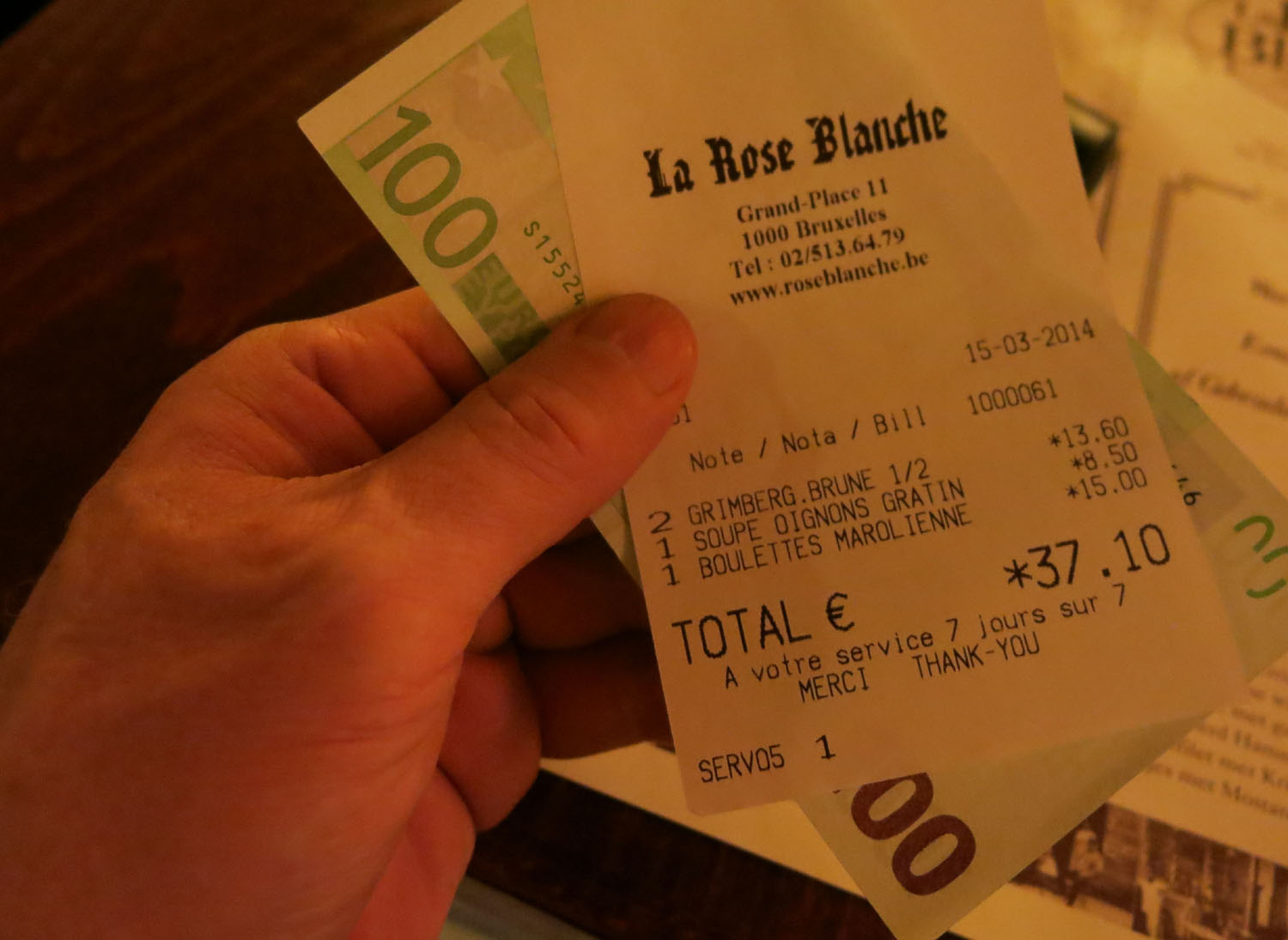 Belgium-Brussels-Food-And-Drink-Bill