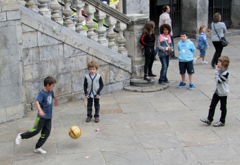 Spain-Lekeitio-Futbol