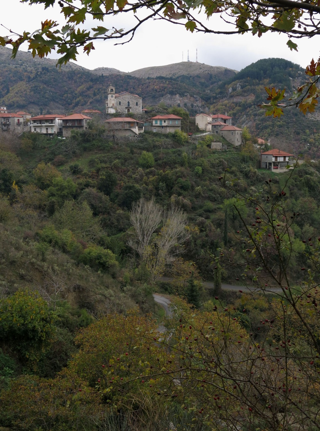 Greece-On-The-Road-Countryside