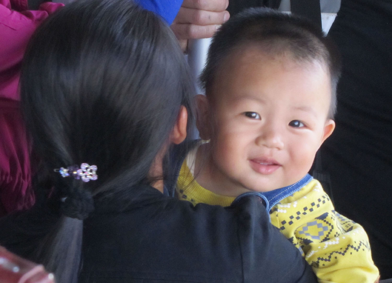China-Urumqi-Baby-Smile