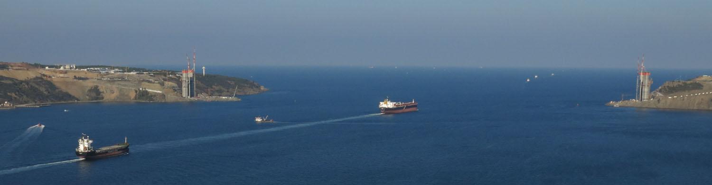 Turkey-Bosphorus-Black-Sea