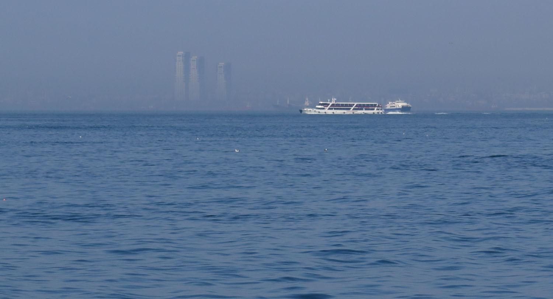 Turkey-Bosphorus-Towers