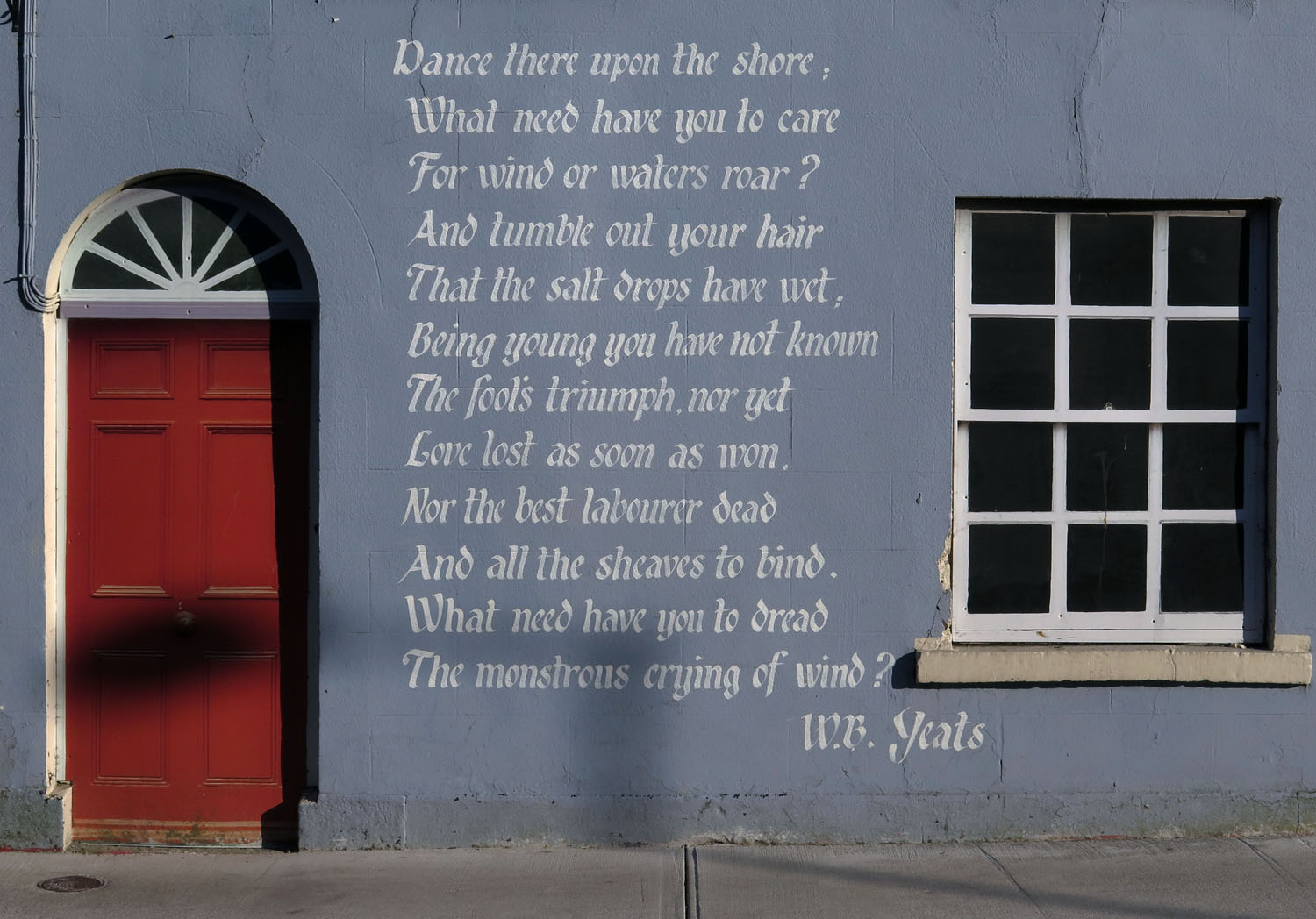 Ireland-Sights-And-Scenery-Sligo-Yeats-Poem
