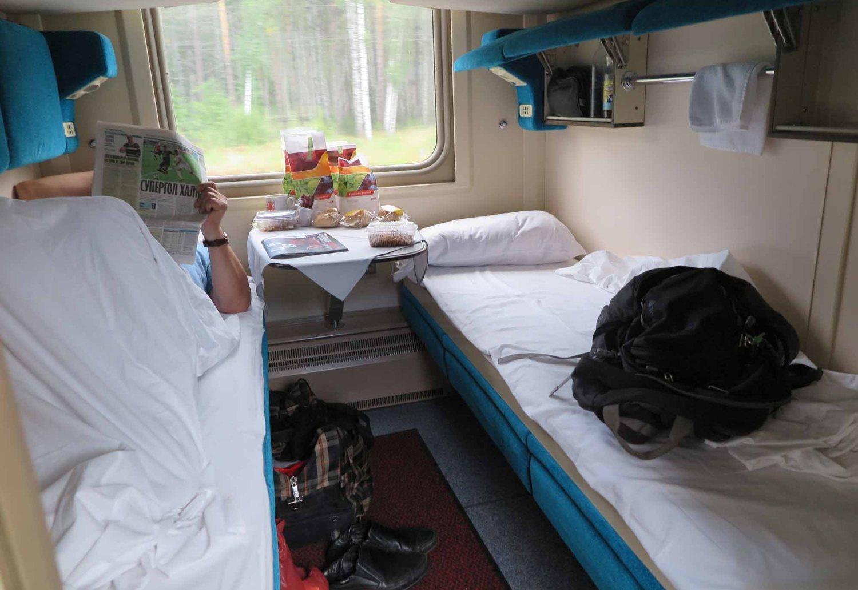 Russia-Trans-Siberian-Railway-Cabin