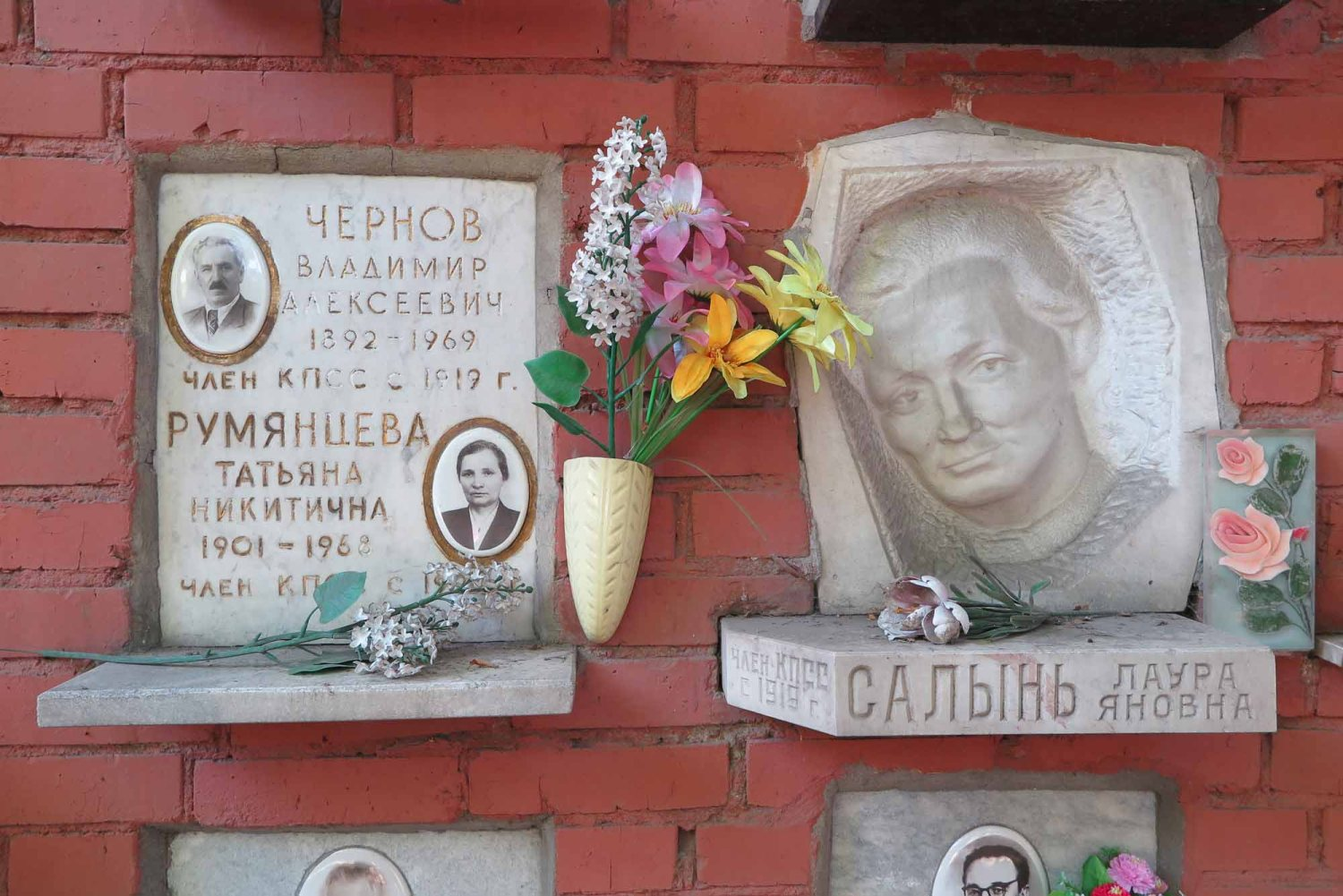 Russia-Moscow-Novodevichy-Cemetery
