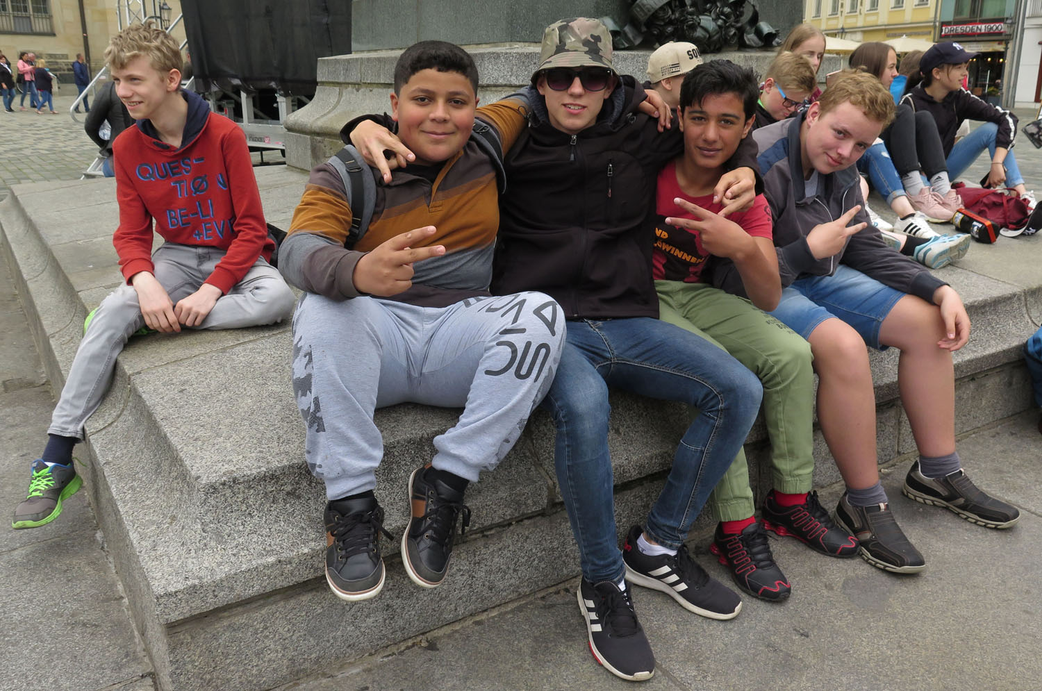germany-dresden-young-people