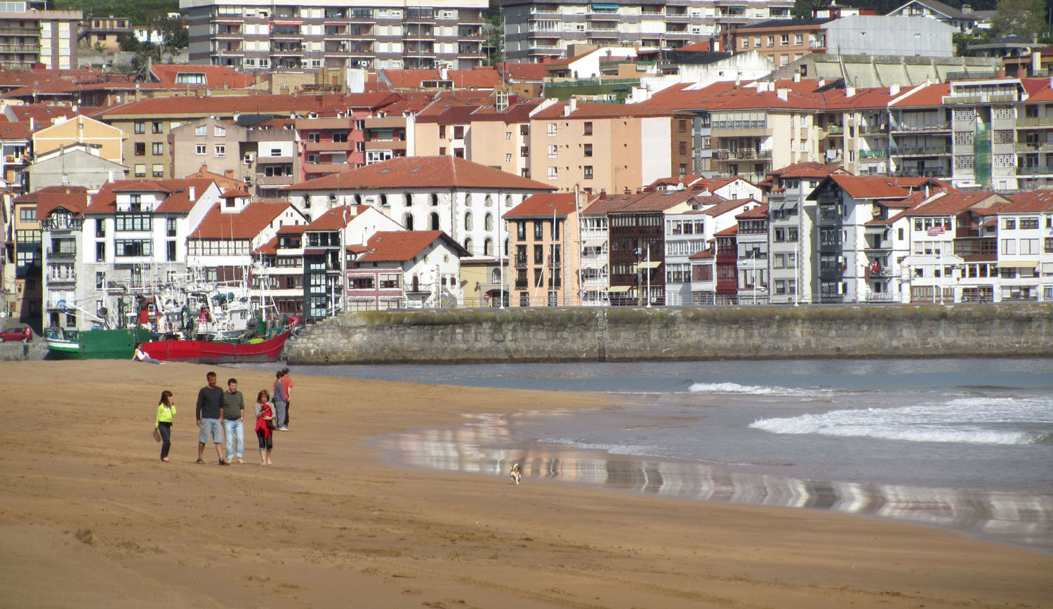 Spain-Lekeitio-Beach