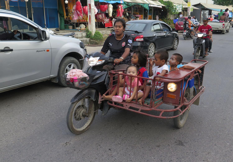 Thailand-Ko-Samui-Tuk-Tuk