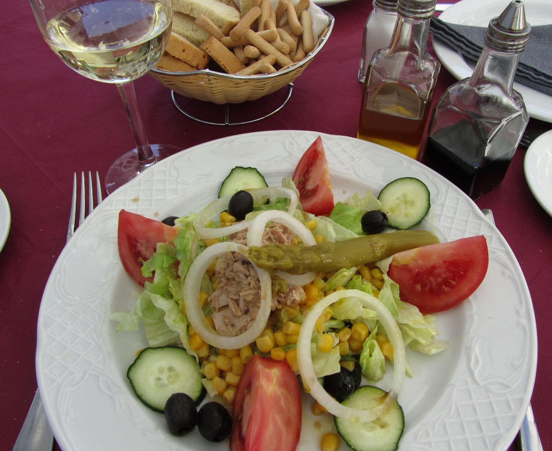 Spain-Granada-Salad