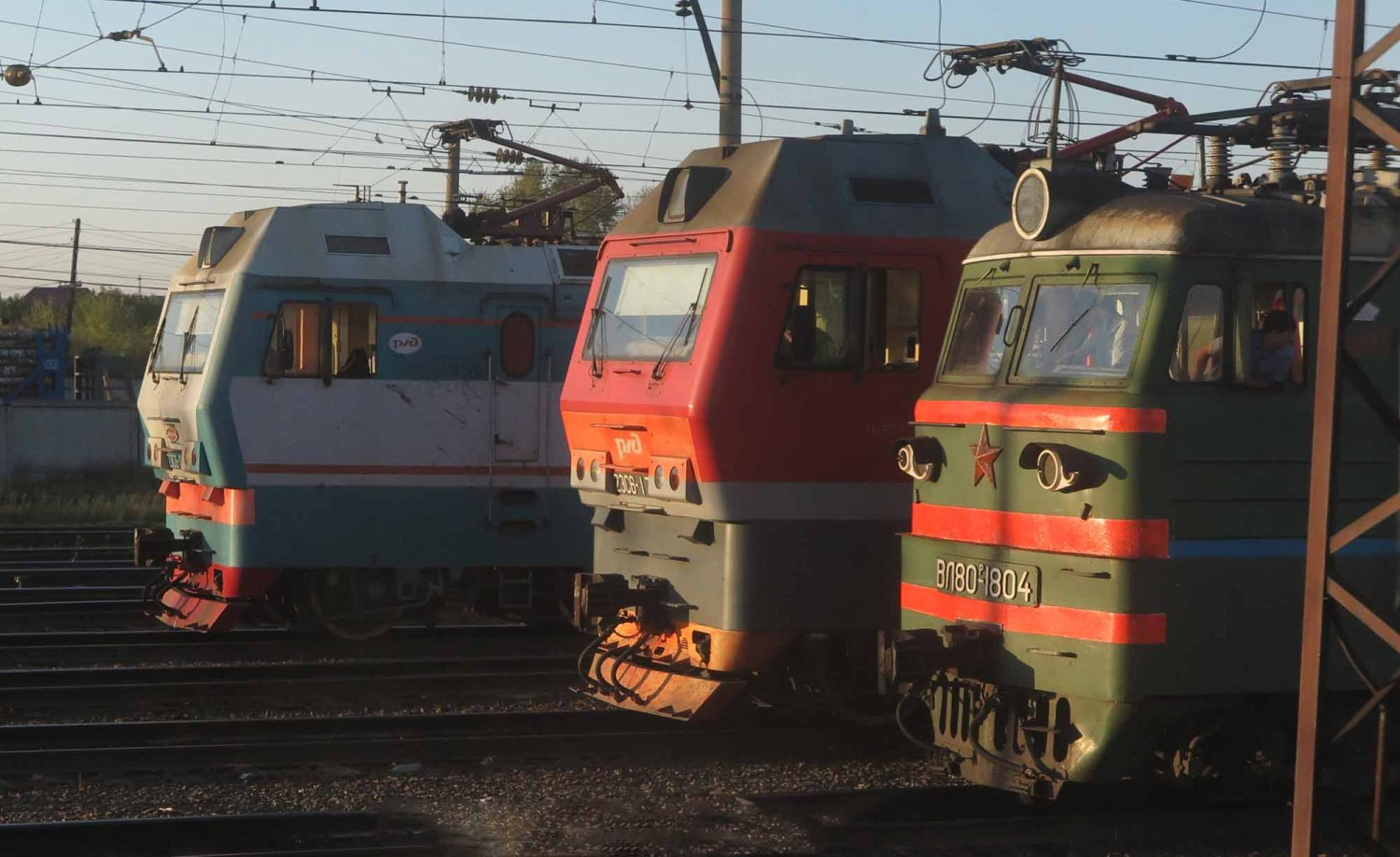 Russia-Trans-Siberian-Railway-Engines