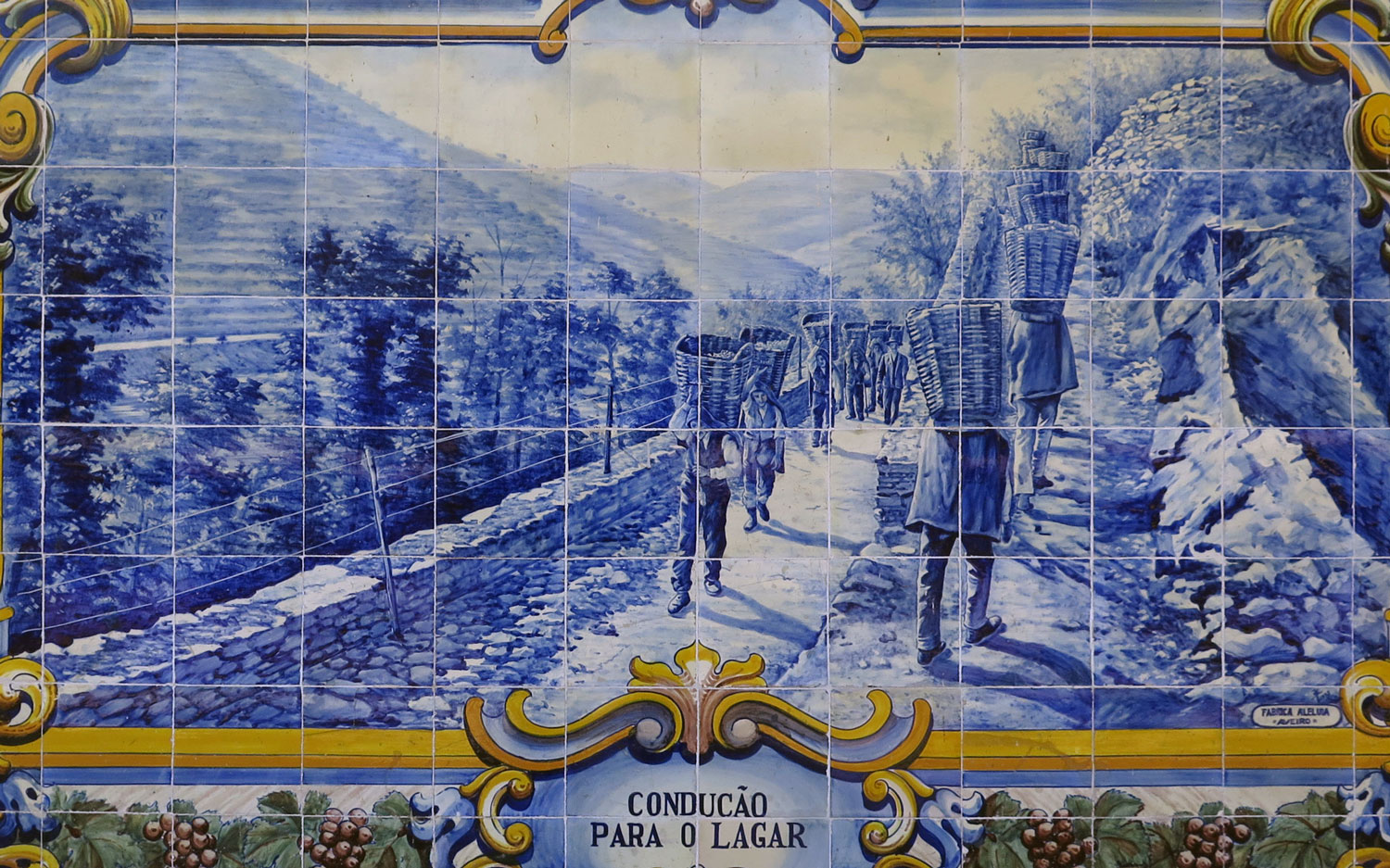 portugal-douro-valley-wine-tour-blue-tiles