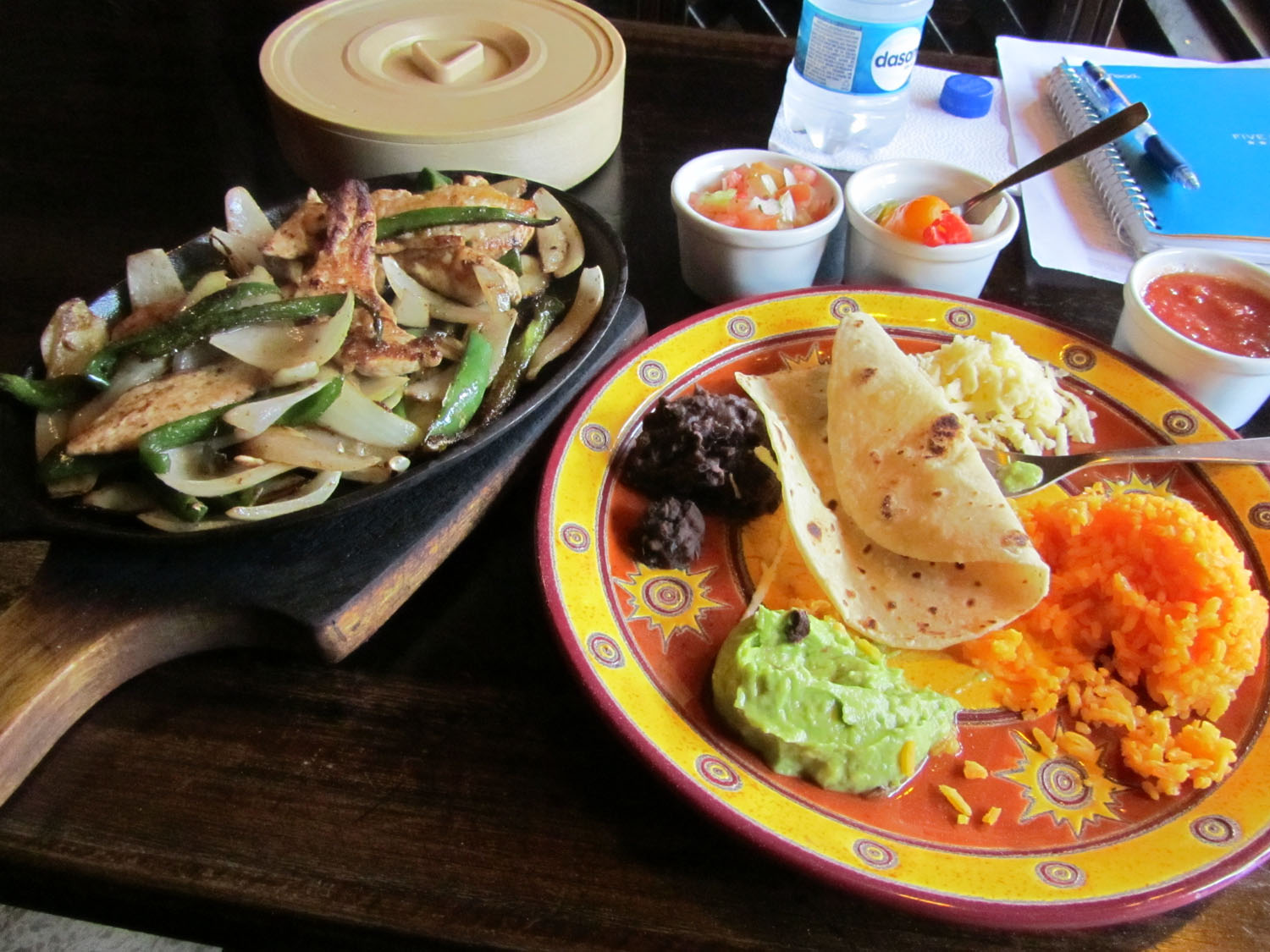 Ecuador-Quito-Food-And-Drink-Fajitas