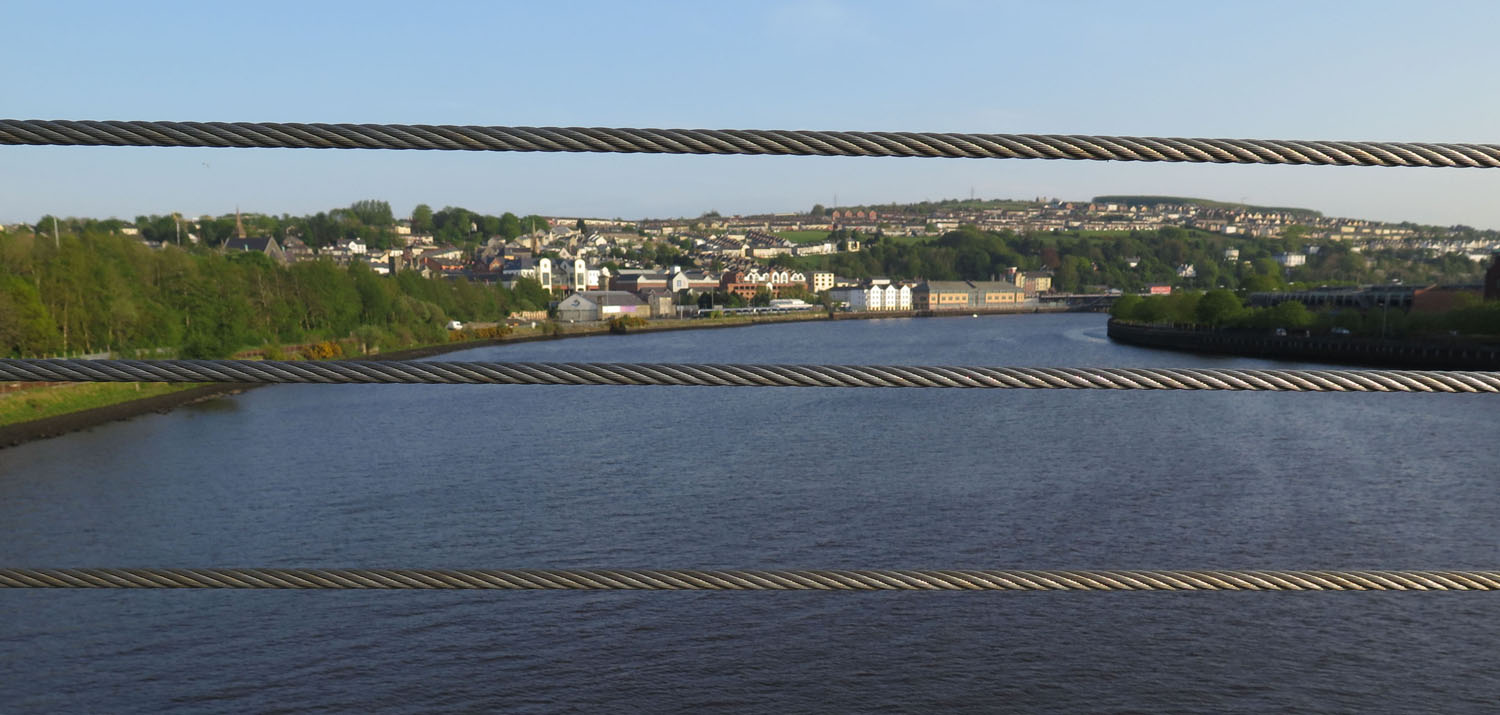 Northern-Ireland-Derry-Londonderry-Peace-Bridge