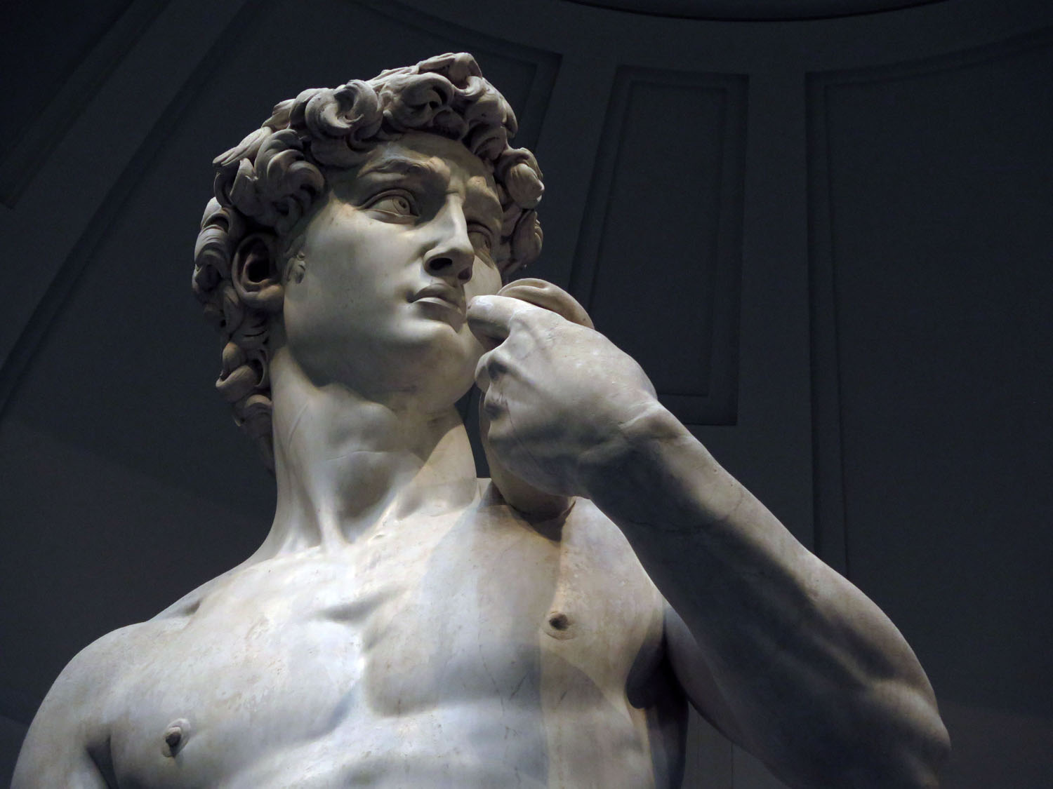 Italy-Florence-Accademia-Michelangelo-David