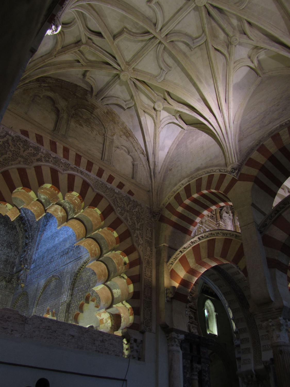 Spain-Cordoba-La-Mezquita-Interior
