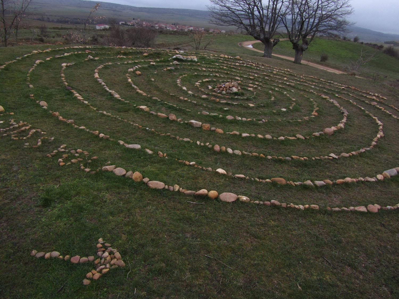 Camino-De-Santiago-Fun-Labyrinth