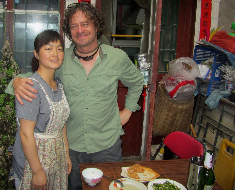 China-Beijing-Hutong-Host