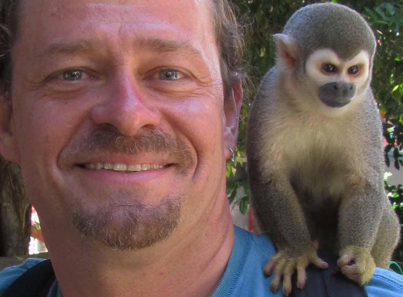 Amazon-Fauna-Squirrel-Monkey