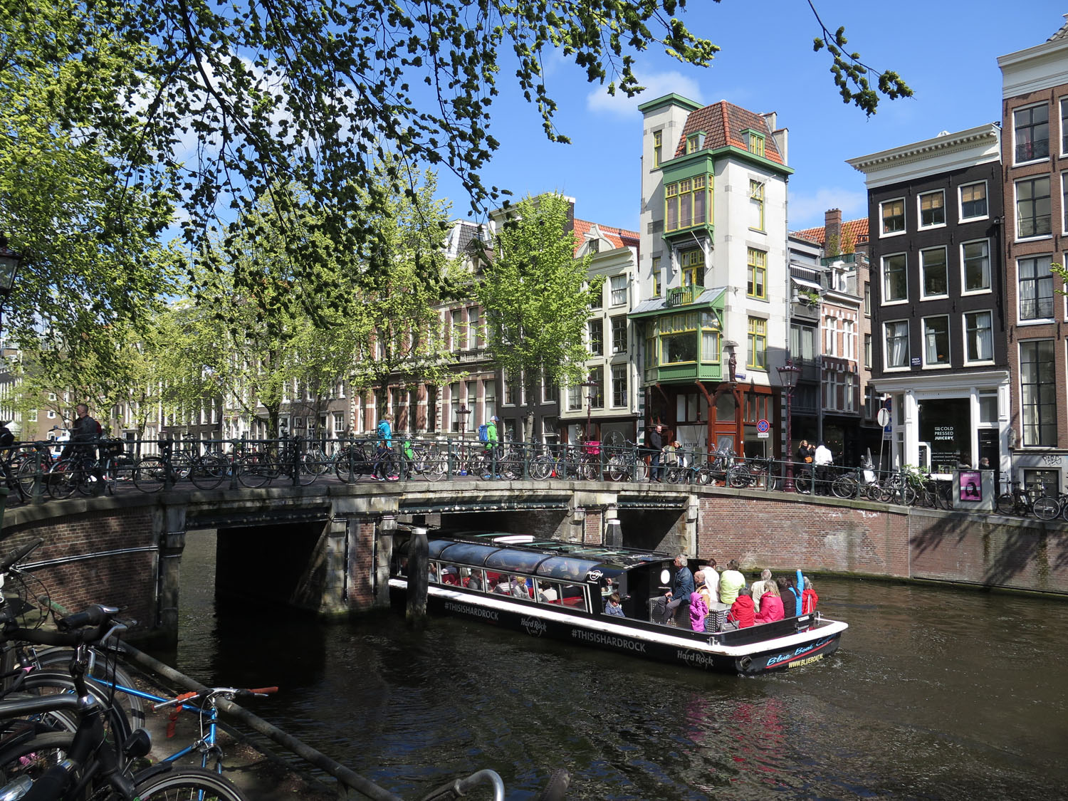 Netherlands-Amsterdam-Canal