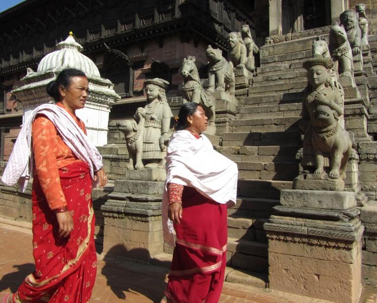 Nepal-Bhaktapur-Heritage-Site