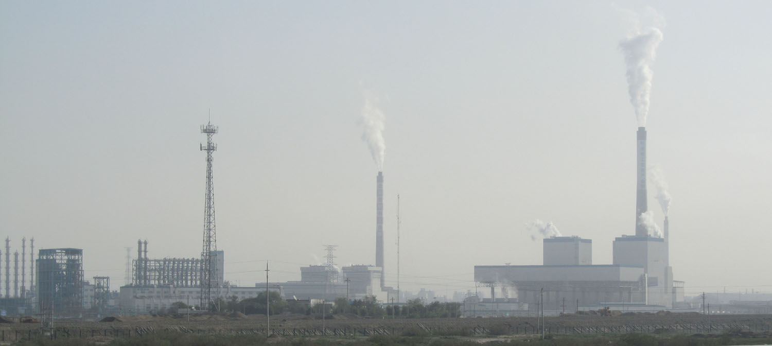 China-Urumqi-Power-Plant
