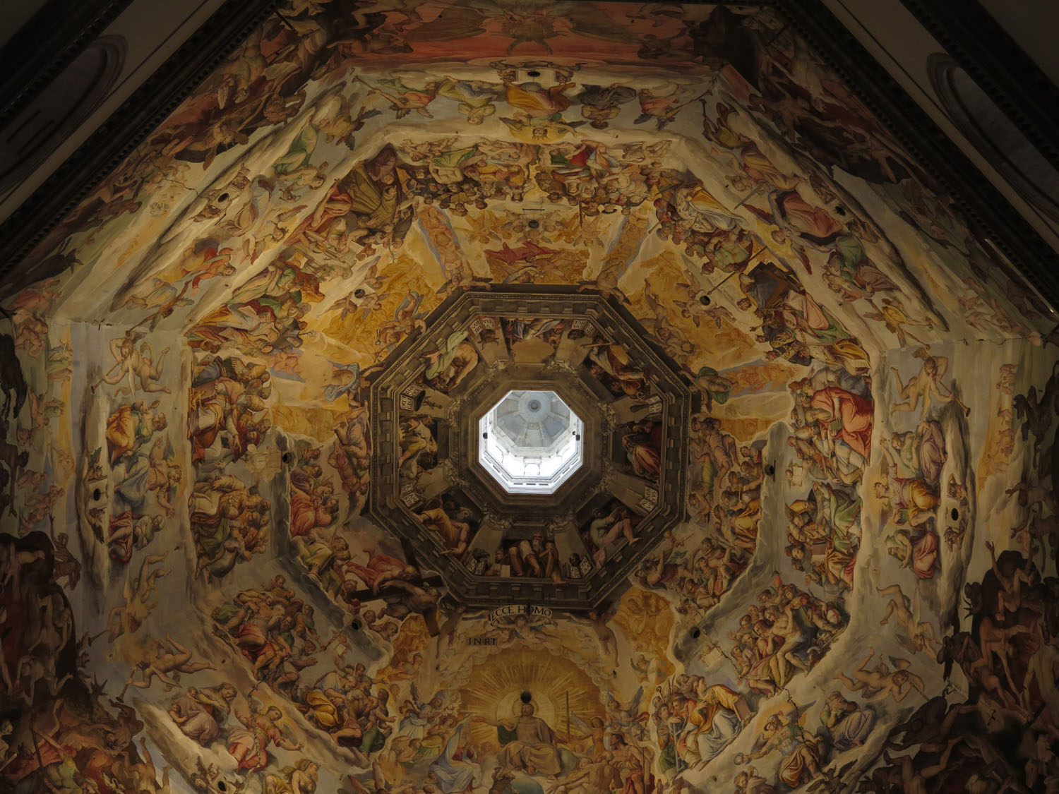 Italy-Florence-Duomo-Dome
