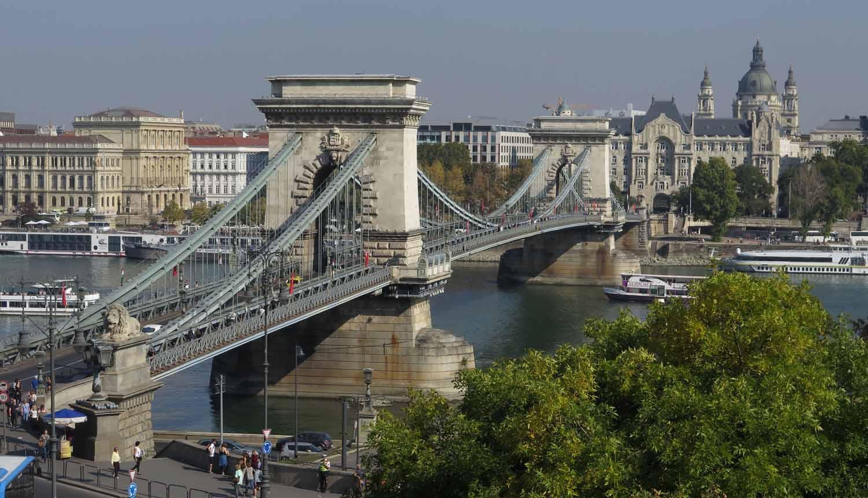 Hungary-Budapest-Chain-Bridge