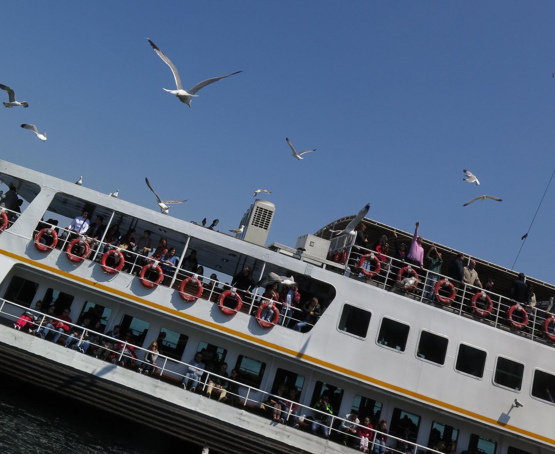 Turkey-Bosphorus-Ferry