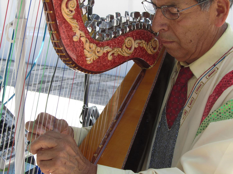 Ecuador-Cuenca-Musician