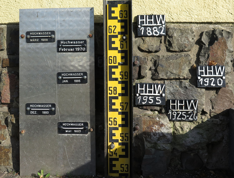 Germany-Rhine-River-Valley-Bingen-Flood-Levels