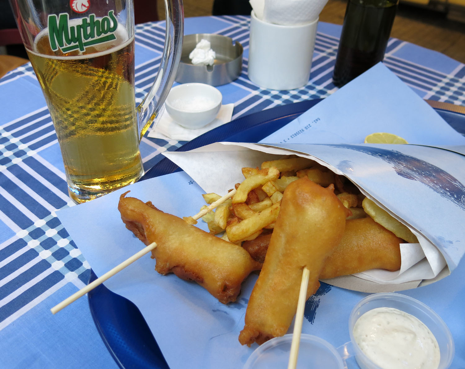 Greece-Food-And-Drink-Fish-And-Chips