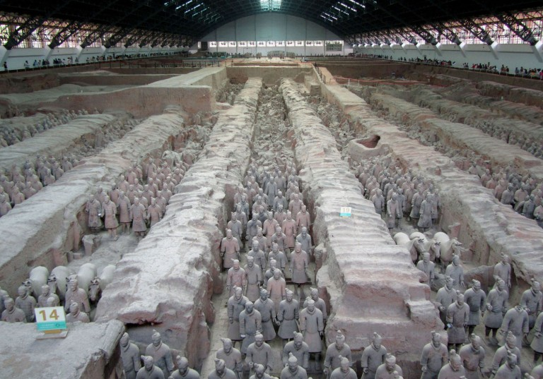 China-Xian-Terracotta-Warriors