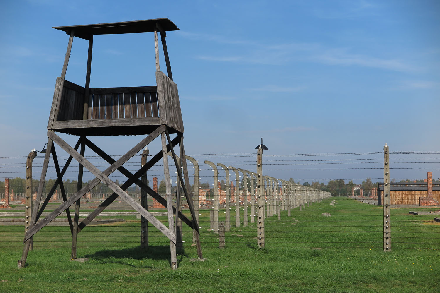 Poland-Auschwitz-Birkenau-Barbed-Wire