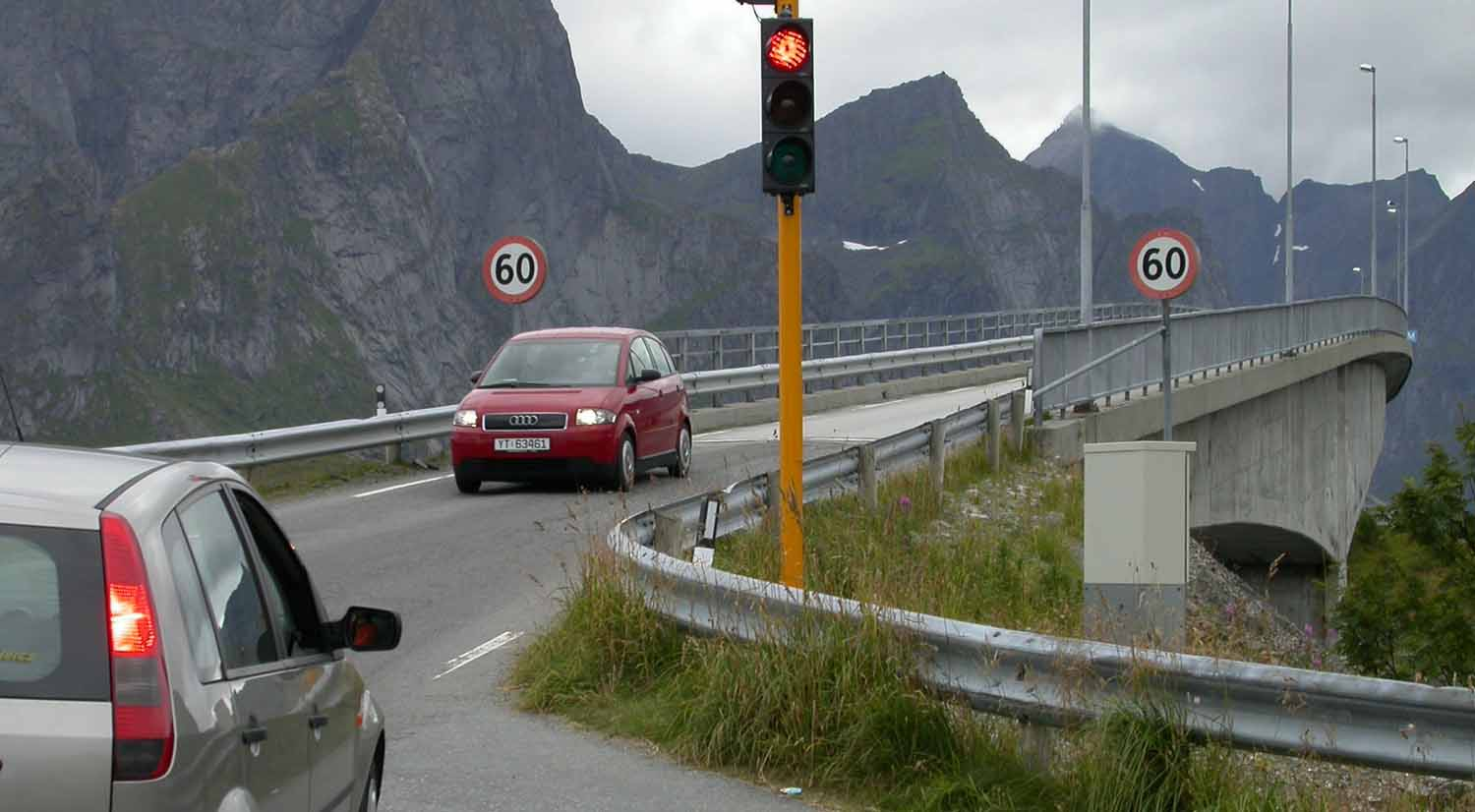 Norway-Lofoten-Islands-Bridge