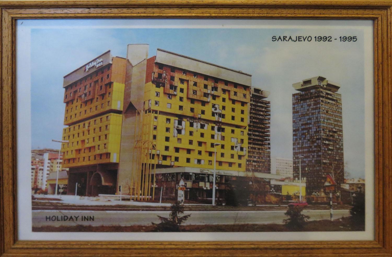 Bosnia-Sarajevo-Siege-Holiday-Inn-Then