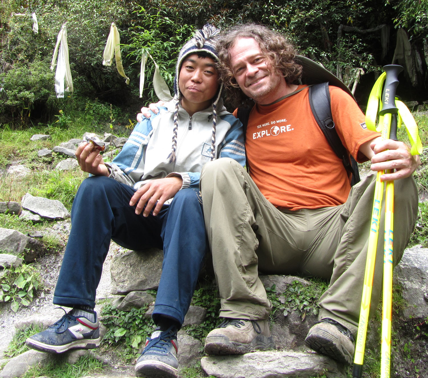 Nepal-Everest-Region-Trek-Day-02-Young-Man
