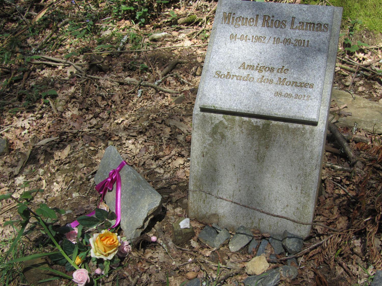 Camino-De-Santiago-Memorials-Miguel