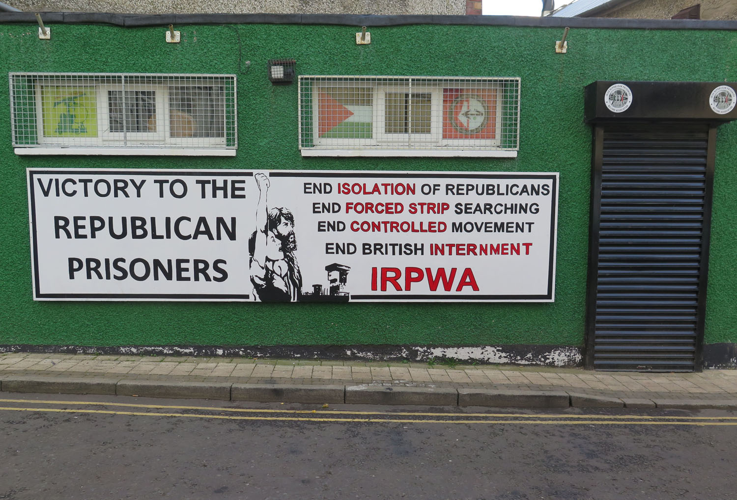 Northern-Ireland-Derry-Londonderry-Irish-Republican-Prisoner-Welfare-Association