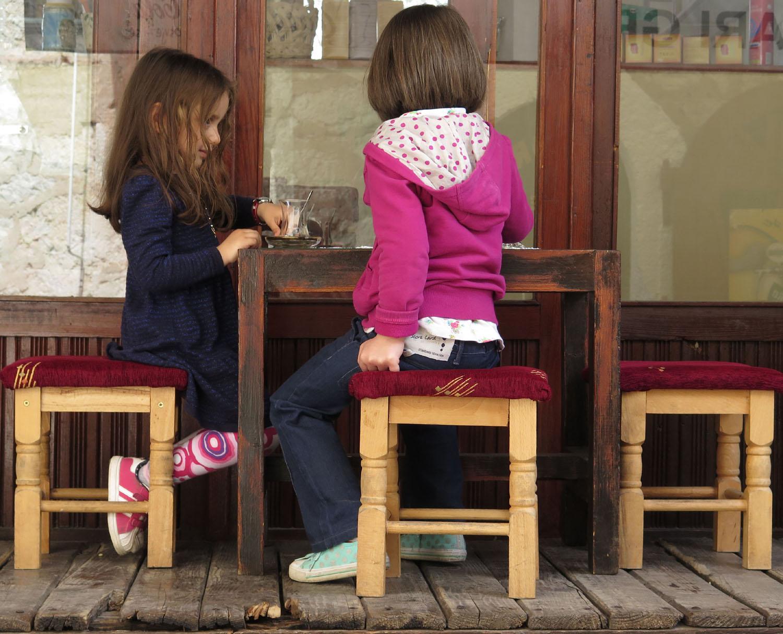 Bosnia-Mostar-Street-Scenes-Tea-Party