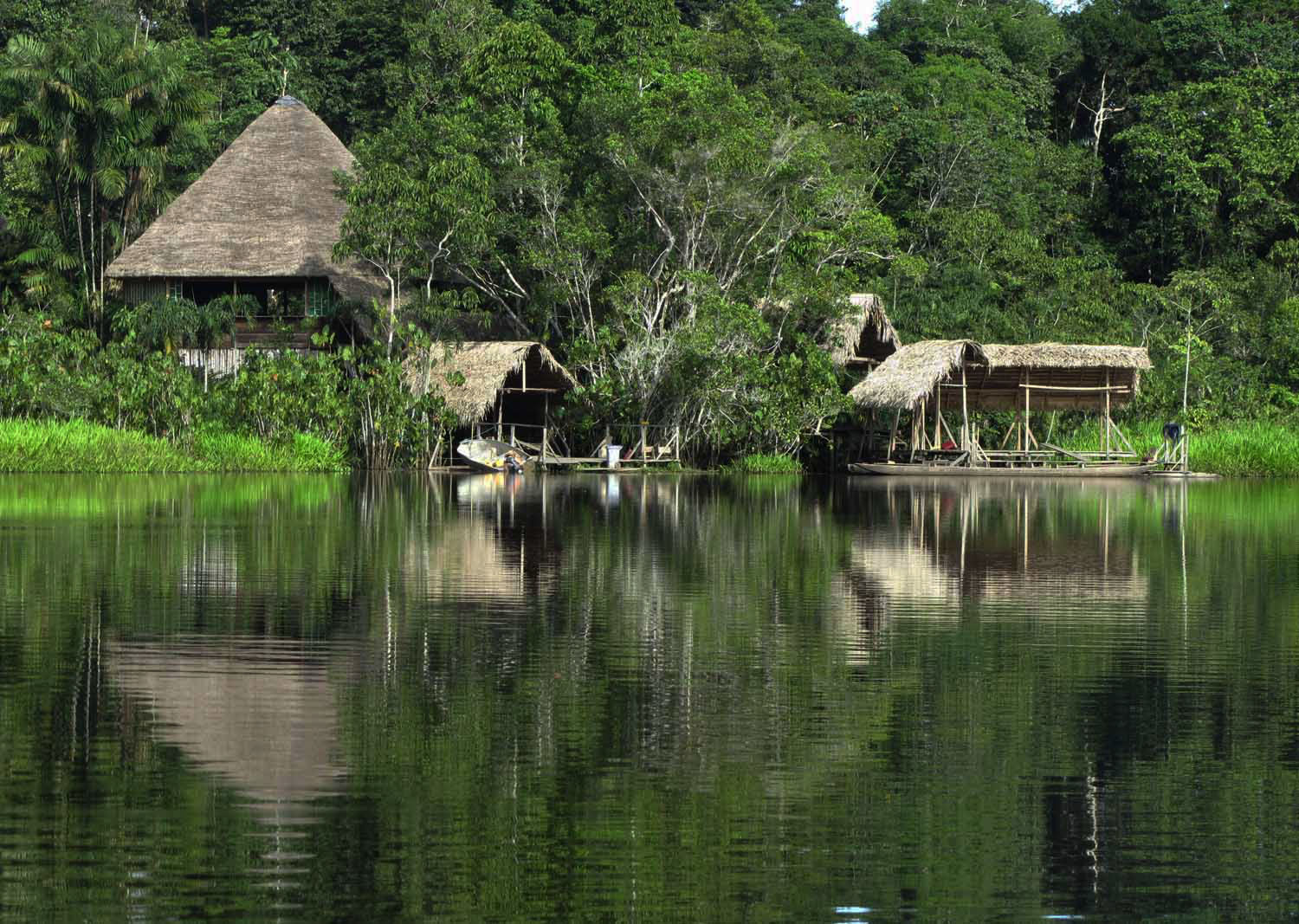 Amazon-Sani-Lodge