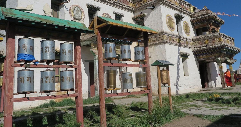 Mongolia-Karakorum-Buddhist-Monastery