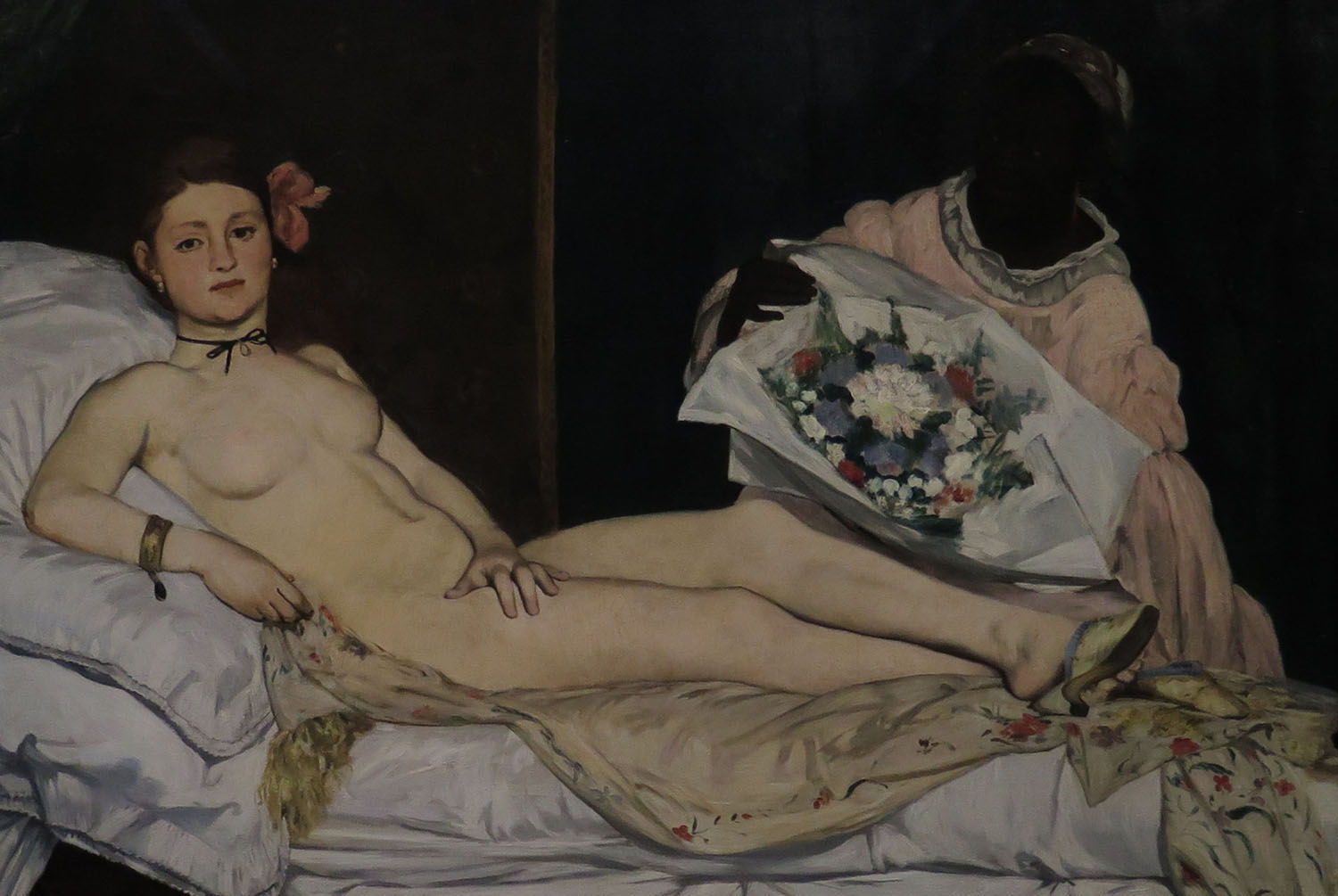 France-Paris-D-Orsay-Manet