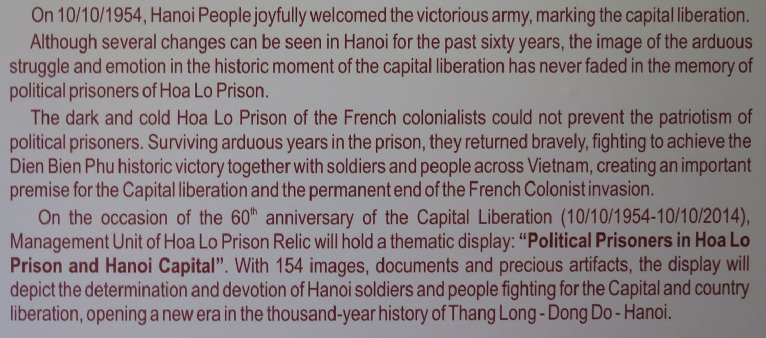 Vietnam-Hanoi-Hoa-Lo-Prison-French-Occupation