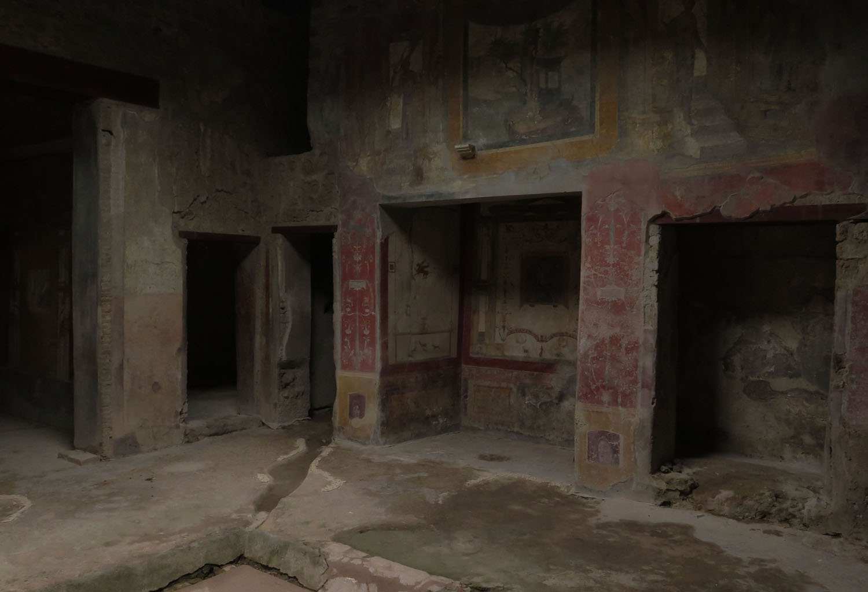 Italy-Pompeii-Villa