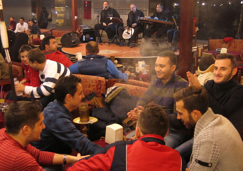 Turkey-Istanbul-Music