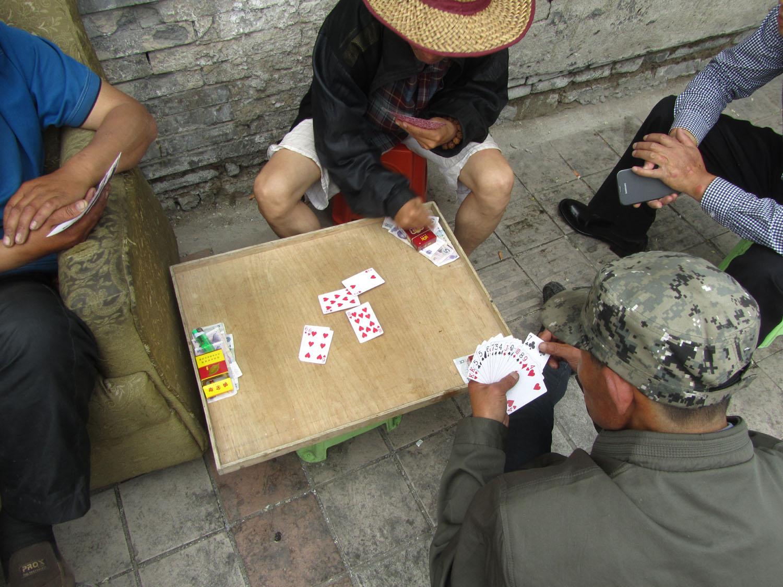 China-Beijing-Street-Scenes-Cards