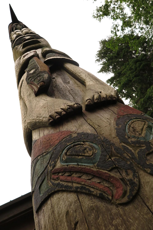 Alaska-Ketchikan-Totem-Pole