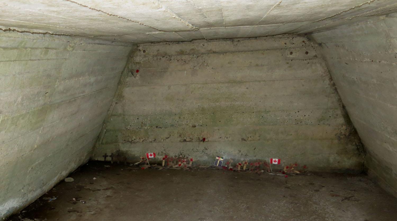 Belgium-Ypres-Essex-Farm-Bunker